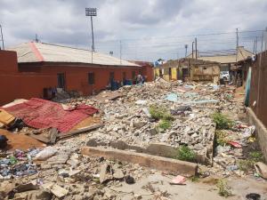 Mixed   Use Land Land for sale Oshintelu Street, Opp Agege Stadium Pen cinema Agege Lagos