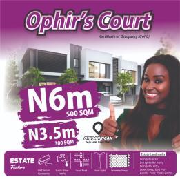 Mixed   Use Land Land for sale Origanrigan,  Ophir's Court Estate beside the Dangote Park/Staff Quarters Free Trade Zone Ibeju-Lekki Lagos