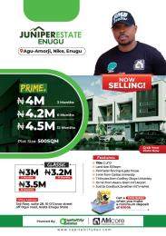 Residential Land for sale Juniper Estate, Agu Amorji Nike Enugu Enugu
