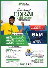 Residential Land for sale Coral Gold Estate Rupkpokwu Port Harcourt Rivers