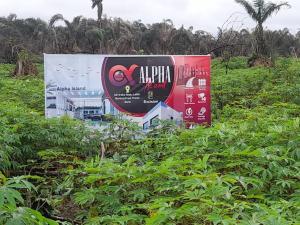 Residential Land for sale Alpha Island, Idi Iroko Free Trade Zone Ibeju-Lekki Lagos
