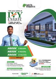 Residential Land for sale Ivy Estate, Ipo Port Harcourt Rivers