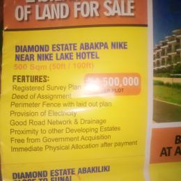 Mixed   Use Land Land for sale Diamond Estate Abakpa Nike near Nike Lake Hotel  Enugu Enugu