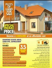 Mixed   Use Land Land for sale Along Lekki Epe Expressway Abijo GRA Abijo Ajah Lagos