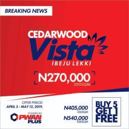 Residential Land Land for sale Abijo GRA, Ajah, Lagos  Abijo Ajah Lagos
