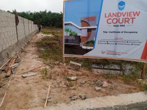 Land for sale Landview court  estate Abijo ibeju lekki Lagos LBS Ibeju-Lekki Lagos