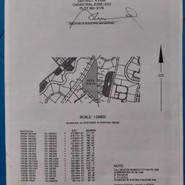 Mixed   Use Land Land for sale Kyami by kuje fly over airport road Sub-Urban District Abuja