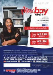 Serviced Residential Land Land for sale Apule Pan  Ibeju-Lekki Lagos