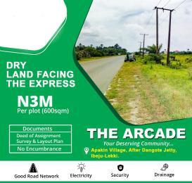 Mixed   Use Land Land for sale Apaki Town  LaCampaigne Tropicana Ibeju-Lekki Lagos