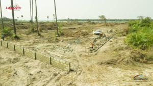 Serviced Residential Land Land for sale Fortune garden behind eastern Steel mill Limited Issele Azagba Asaba Delta State Asaba Delta