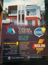Residential Land Land for sale Behind Asaba Airport And 2nd Niger Bridge Proposed Link Road Asaba Delta