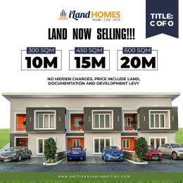Residential Land Land for sale Bogije, Iland homes, beechwood estate  Lakowe Ajah Lagos