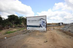 Serviced Residential Land Land for sale Key heaven City estate bogije shapati ibeju Lekki Lagos State Awoyaya Ajah Lagos