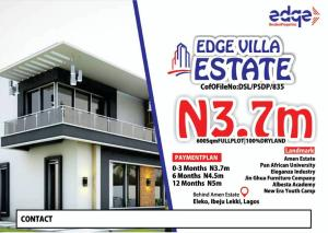 Residential Land for sale Lekki Eleko Ibeju-Lekki Lagos