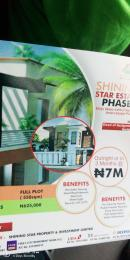 Serviced Residential Land Land for sale Eluju Eleko Opposite Amen Estate Phase 2 Eleko Ibeju-Lekki Lagos