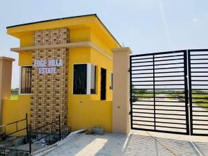 Land for sale Edge Villa Landmarksks:* Amen Estate • Pan African University • Eleganza Industry • Jin Ghua Furniture Company • Albesta Academy • New Era Youth Can Eleko Ibeju-Lekki Lagos