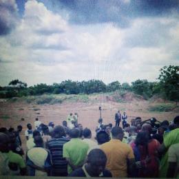 Mixed   Use Land Land for sale Excellece Garden Eluju Town Close To Amen Estate Phase 2 Eleko Eluju Ibeju-Lekki Lagos