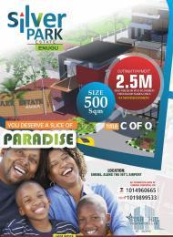 Mixed   Use Land Land for sale Silver Park Estate Along International Airport road  Udenu Enugu