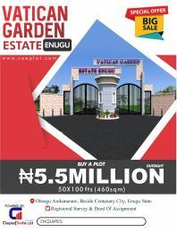 Mixed   Use Land Land for sale VATICAN GARDEN ENUGU OBEAGU AWKUNANAW Enugu Enugu