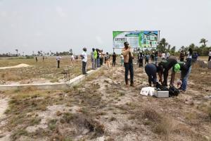 Serviced Residential Land Land for sale Odo Egiri Epe Epe Road Epe Lagos