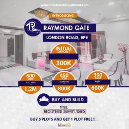 Mixed   Use Land Land for sale Raymond Gate London road Epe Epe Lagos