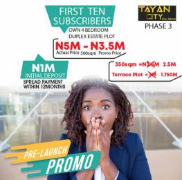 Serviced Residential Land Land for sale Tanya estate Idu Abuja  Idu Abuja