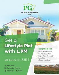 Residential Land Land for sale Iba Igando Ikotun/Igando Lagos