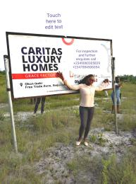 Mixed   Use Land Land for sale Caritas Luxury Homes Okun Ise Town Free Trade Zone Ibeju-Lekki Lagos