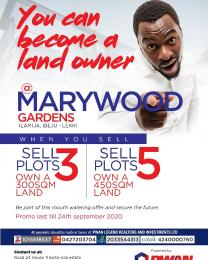 Mixed   Use Land Land for sale Marywood Estate  Ilamija Ibeju-Lekki Lagos