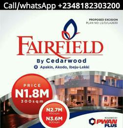 Serviced Residential Land Land for sale Apakin, Akodo Akodo Ise Ibeju-Lekki Lagos