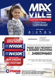 Mixed   Use Land for sale Ibeju Lekki Gra ONIRU Ibeju-Lekki Lagos