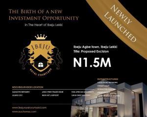 Residential Land Land for sale Ibeju Bus Stop Eleko Ibeju-Lekki Lagos