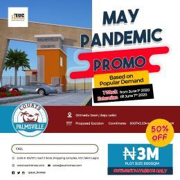 Residential Land for sale Orimedu Ibeju-Lekki Lagos