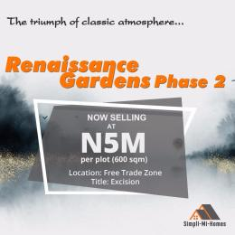 Serviced Residential Land Land for sale Few Minutes Away From The Lekki Free Trade Zone And Dangote Petrochemical Fertilizer Plant Ibeju Lekki Lagos Free Trade Zone Ibeju-Lekki Lagos