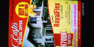 Residential Land Land for sale The Main Akodo Ise Town  Akodo Ise Ibeju-Lekki Lagos