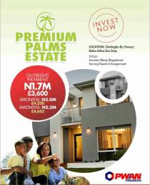 Residential Land Land for sale Along the Free Trade Zone,  Free Trade Zone Ibeju-Lekki Lagos