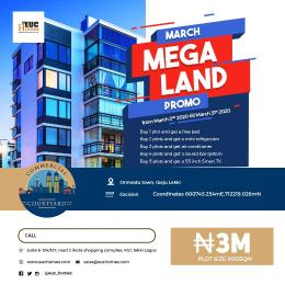 Office Space Commercial Property for sale Orimedu Town Orimedu Ibeju-Lekki Lagos