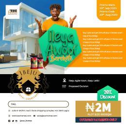 Mixed   Use Land Land for sale Ibeju Lekki Courtyard  Eleko Ibeju-Lekki Lagos