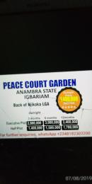 Residential Land Land for sale Back Of Njikoka LGA Njikoka Anambra