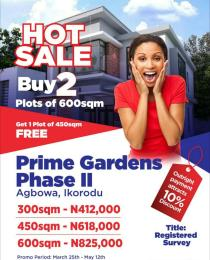 Mixed   Use Land Land for sale Agbowa, ikorodu Isawo Ikorodu Lagos
