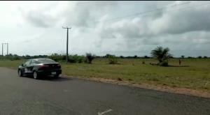 Residential Land Land for sale 5 Minutes drive from La Campaigne Tropicana  LaCampaigne Tropicana Ibeju-Lekki Lagos