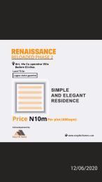 Mixed   Use Land Land for sale Itiri Via Badore Co operative Villa Badore Ajah Lagos