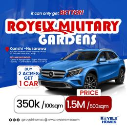 Mixed   Use Land Land for sale Royelx Military  Karu Nassarawa