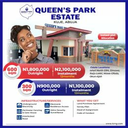 Residential Land Land for sale Adjacent Naval Barracks in Kuje Kuje Abuja