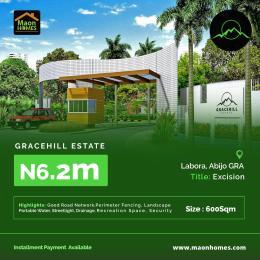 Residential Land Land for sale Gracehill Estate In Labora Abijo Gra Ajah Lagos