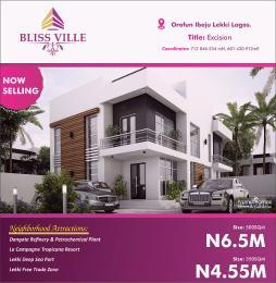 Mixed   Use Land for sale Bliss Ville Or Of Un Ibeju Lekki Lagos Ogogoro Ibeju-Lekki Lagos