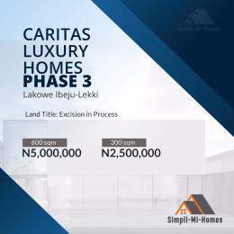 Mixed   Use Land for sale Caritas Luxury Homes Phase 3 Onosa Lakowe Ibeju Lekki Lakowe Ajah Lagos