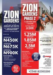 Serviced Residential Land Land for sale Ilogbo Area, Off Lekki_Epe Express Way Free Trade Zone Ibeju-Lekki Lagos