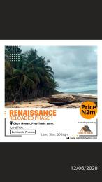 Mixed   Use Land Land for sale The Beachfront, Lekki Free Trade Zone Free Trade Zone Ibeju-Lekki Lagos