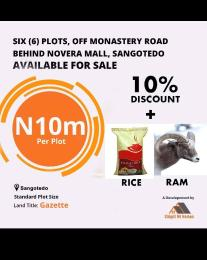 Serviced Residential Land Land for sale Monastery road Monastery road Sangotedo Lagos